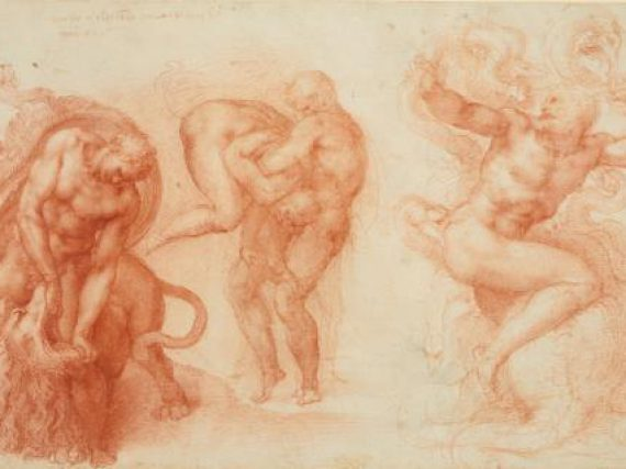 METROPOLITAN MUSEUM – NEW YORK , Michelangelo: Divine Draftsman and Designer